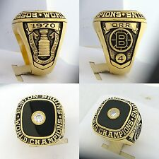1970 Boston Bruins Stanley Cup Championship Replica Ring - Bobby Orr