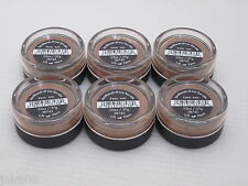 BARE ESCENTUALS * bareMinerals Lot of 6 * FAUX TAN All-Over Face Color $84 ~NEW