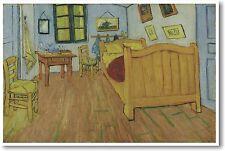 Vincent Van Gogh - The Bedroom 1888 - NEW Fine Arts Poster