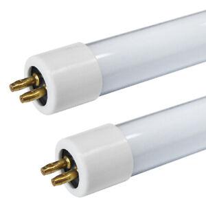 T4 Slimline fluorescent tube 16W Light Bulb 479mm including Pins 3400K ELB