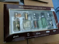 Fragrance Classics For Him Curve/Lucky Brand/PS 5 Piece / 2.5 fl oz total