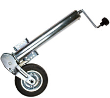 Automatikstützrad 400kg Automatik Anhänger Stützrad Wohnwagen Bugrad Trailer
