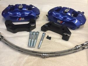 Upgrade caliper sets for rear axies BMW X5/X6 F15/F16/F85/F86