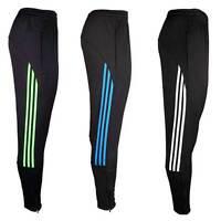 New Men Soccer Football Training Sweat Pants Sportwear Skinny Trousers sport