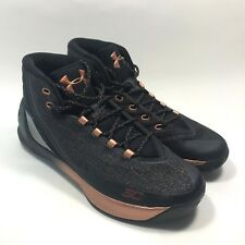 Under Armour Curry 3 Mens Size 11.5 Basketball Shoes Brass Band 1299665 001