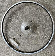 """Retro Bike Bicycle 26"""" Rear Wheel Shimano STX RC hub Mavic Rim"""