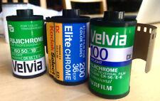 Bulk Film Developing of up to 20 Rolls C-41 / E6 / B&W /120 / 35mm / 110 / APS