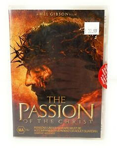 The Passion of the Christ (DVD, 2004) Jim Caviezel  New & Sealed R4 Free Post