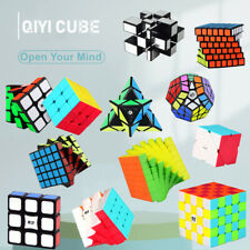 Hot Rubix Rubik Puzzle Smooth Speed Magic Cube Mirror Pyraminx 2x2/3x3/4X4/5X5
