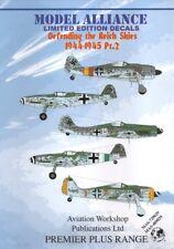 Calcomanías de la Alianza Modelo 1:48 489029 defender el Reich parte 2