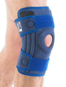 Neo G Stabilized Open Knee Support - Class 1 Medical Device: Free Delivery