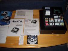 Sampos ECR-120 GDPdU konform, für Einzelaufzeichnungs- und Aufbewahrungspflicht