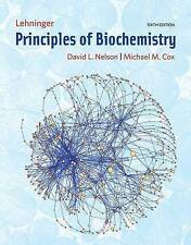 Lehninger Principles of Biochemistry 6ed by Michael M. Cox, David L. Nelson