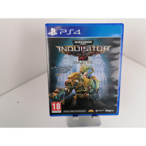 WARHAMMER INQUISITOR MARTYR PS4 ENG USATO