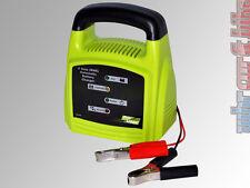 Eufab ProUser MCH 4A 12V Automatik Batterie-Ladegerät Erhaltungsgerät 20-85Ah