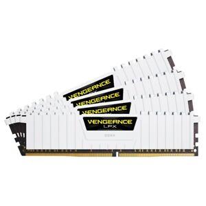 64GB Corsair Vengeance LPX DDR4 2666MHz PC4-21300 CL16 Quad Channel Kit 4x16GB