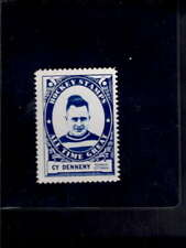 1961 Topps Stamps #13 Cy Denneny ATG EXMT+ X1718976