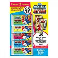 Sports Sticker Albums, Packs & Spares