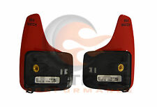 2014-2019 C7 Corvette Genuine GM Red Manual LH & RH Rev Match Paddle Switch Set