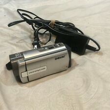 Sony DCR-SX85 (16 GB) Camcorder Bundle Tested Silver Great Condition
