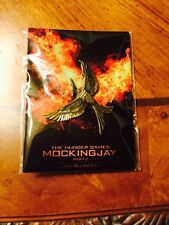November 2015 Loot Crate Hunger Games MockingJay Part 2 EXCLUSIVE Pin