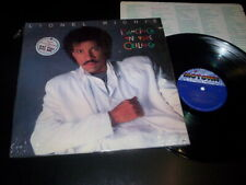 "Lionel Richie ��""Dancing On The Ceiling"" LP g/f inner  Motown ‎– 6158 ML Usa"