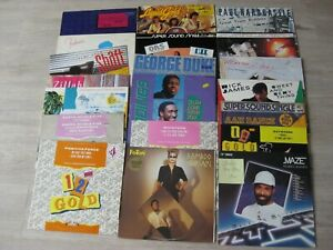 Schallplattensammlung 20 Stück Maxis/-Singles 70er/80er Jahre
