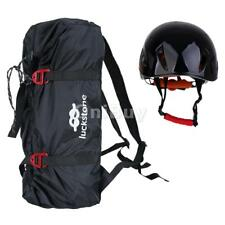 Climbing Rope Bag +Safety Helmet,Scaffolding Construction Rescue Aerial Work