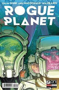 Rogue Planet #3 Comic NEW