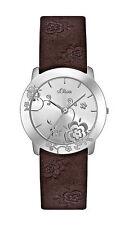 Runde s.Oliver Armbanduhren mit 12-Stunden-Zifferblatt und Glanz