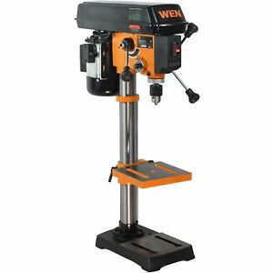 WEN 10 in. Variable Speed Drill Press