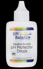 Swanson pH Balance Alkaline Booster ph Protector Drops 1.25 Floz drops