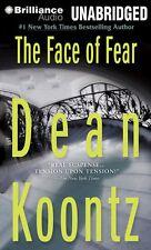 Dean KOONTZ / The FACE of FEAR      [ Audiobook ]
