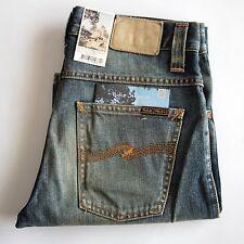 Nudie Straight Alf Organic Cloudy Vintage Jeans 29/32 BNWT RRP £110