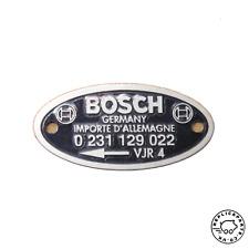 Porsche Distributor Plate Bosch '022' Replaces 64470160253