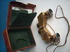 J D Moller Wedel Alemania Binoculares Entubado 1920s Leman Sprenger Carl Zeiss