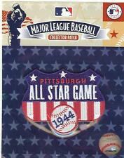 1944 MLB All Star Patch - Pittsburgh Pirates - Official Licensed
