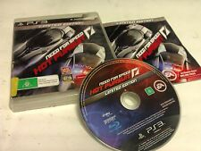 Need for Speed Hot Pursuit Limited Edition PS3 Playstation 3