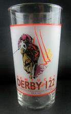 1996 Kentucky Derby Official 122nd Running Mint Julep Glass Horse Racing