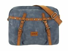 SOCCX cross body bag Deby Crossbag Blue