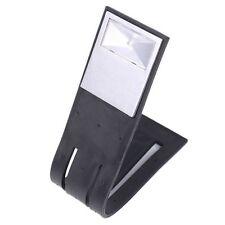Travel Flexible For Reader Kindle White LED Reading Lamp Booklight Light Book