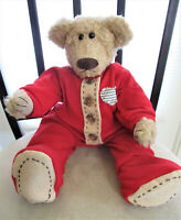 "Rare OOAK St Martins Homespun Collection Teddy Bear ""Trevor"" Artist Signed 1996"
