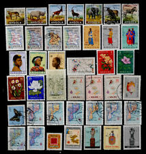 PORTUGUESE COLONIES: 1940'S - 50'S STAMP COLLECTION