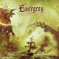 EVERGREY - The Atlantic DIGI CD NEU!