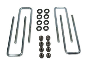 Leaf Spring Axle U-Bolt Kit-4WD Front Tuff Country 27900