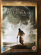 Ken Watanabe LETTERS FROM IWO JIMA ~ 2006 Clint Eastwood War Film | UK DVD