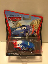 Disney Pixar Cars  Raoul CaRoule   Cars 2    #09