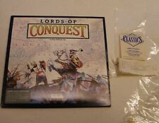 CLASSIC Lords of Conquest by Electronic Arts for Atari ST - NEW - (ODD)