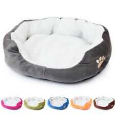 Soft Dog Puppy Bed Sleep Puppy Cat Warm Plush For Cushion Blanket Pillow Warm