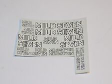 1/18 decals sheets For Mild Seven Decals for  Formula 1          #130